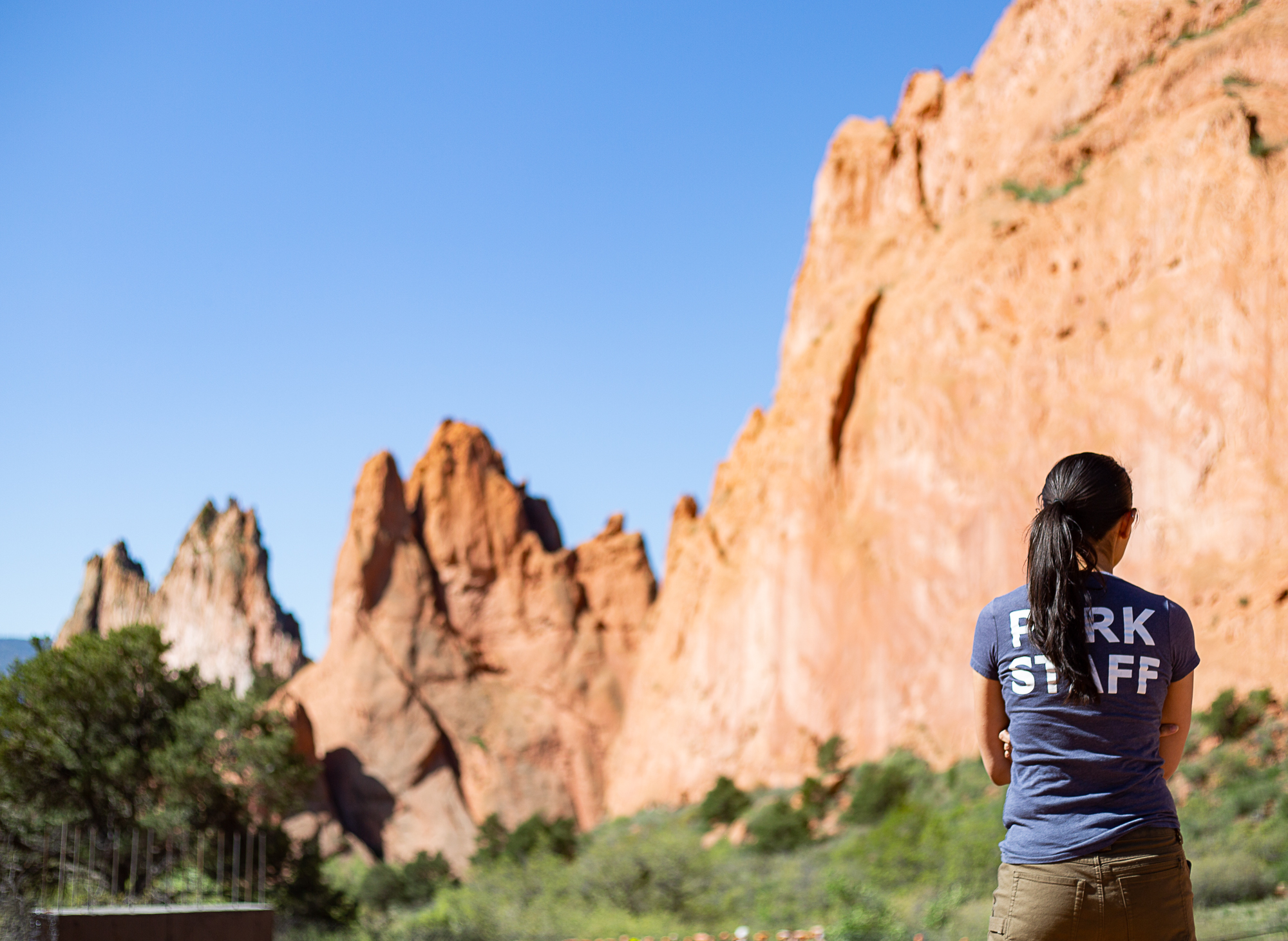 Whenever Crews Move Dirt In The Garden Of The Gods An Archaeologist Helps Link The Present To The Past