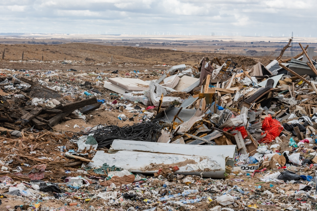 Most used wind turbine blades end up in landfills. Colorado is part of the  push to make the industry greener.