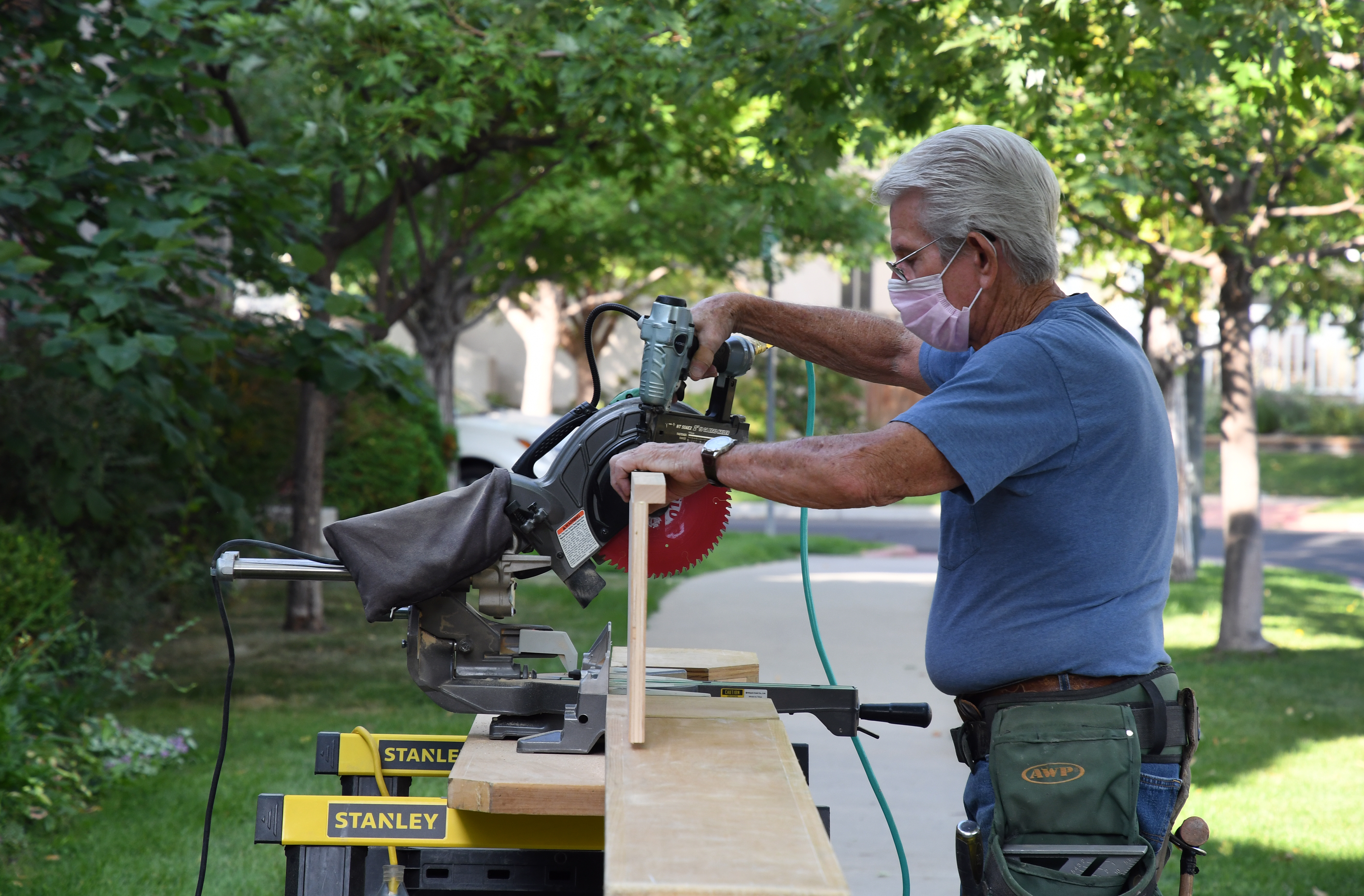 With Nowhere To Go Coloradans Are Spending Big On Home Improvements