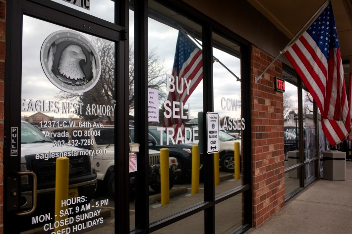 Where did they get the guns? A comprehensive look at Colorado's history of public gun violence.