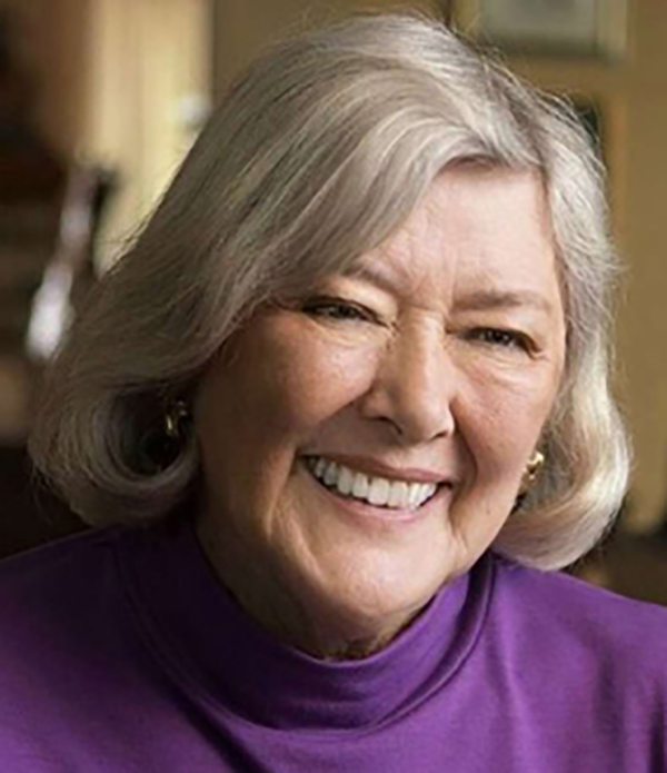 Former U.S. Rep. Pat Schroeder discusses her historic tenure, presidential run and more