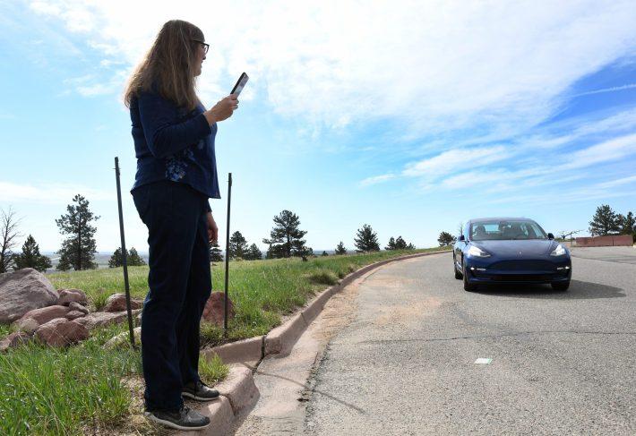 EVs Tesla electrification climate change Greenhouse Gas Roadmap