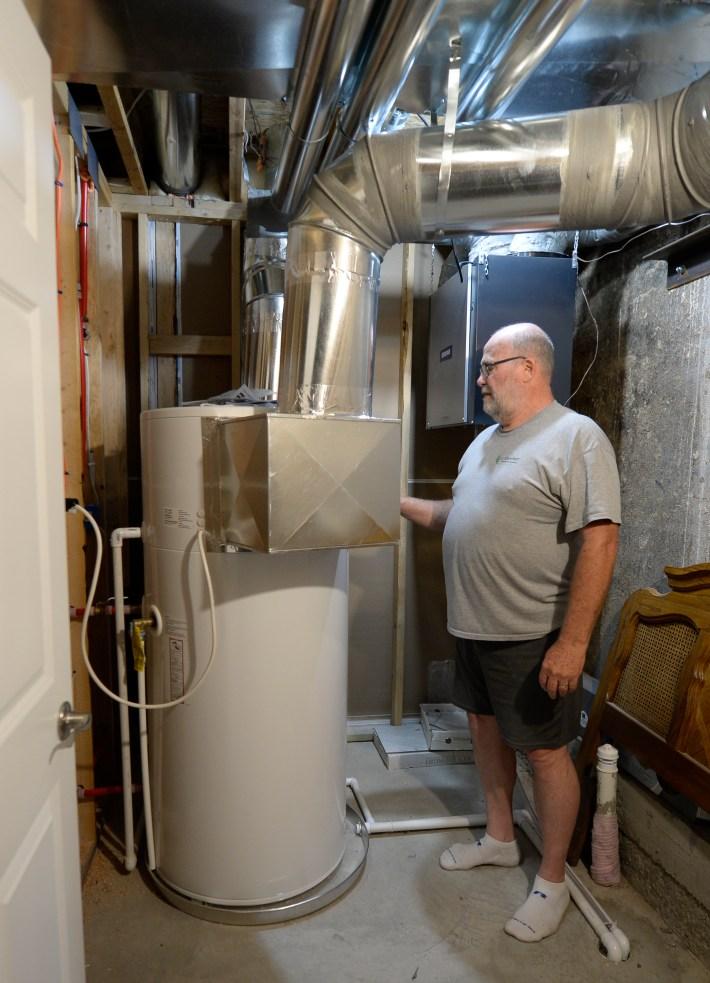Electrification heat pumps geothermal alternative energy