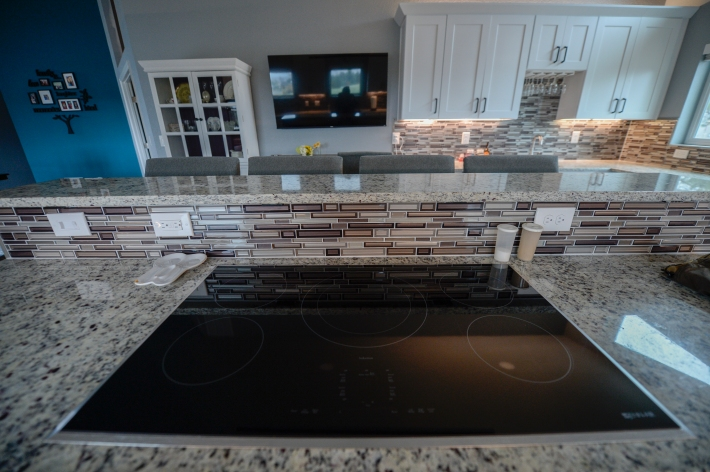 induction cooktop alternative energy electrification