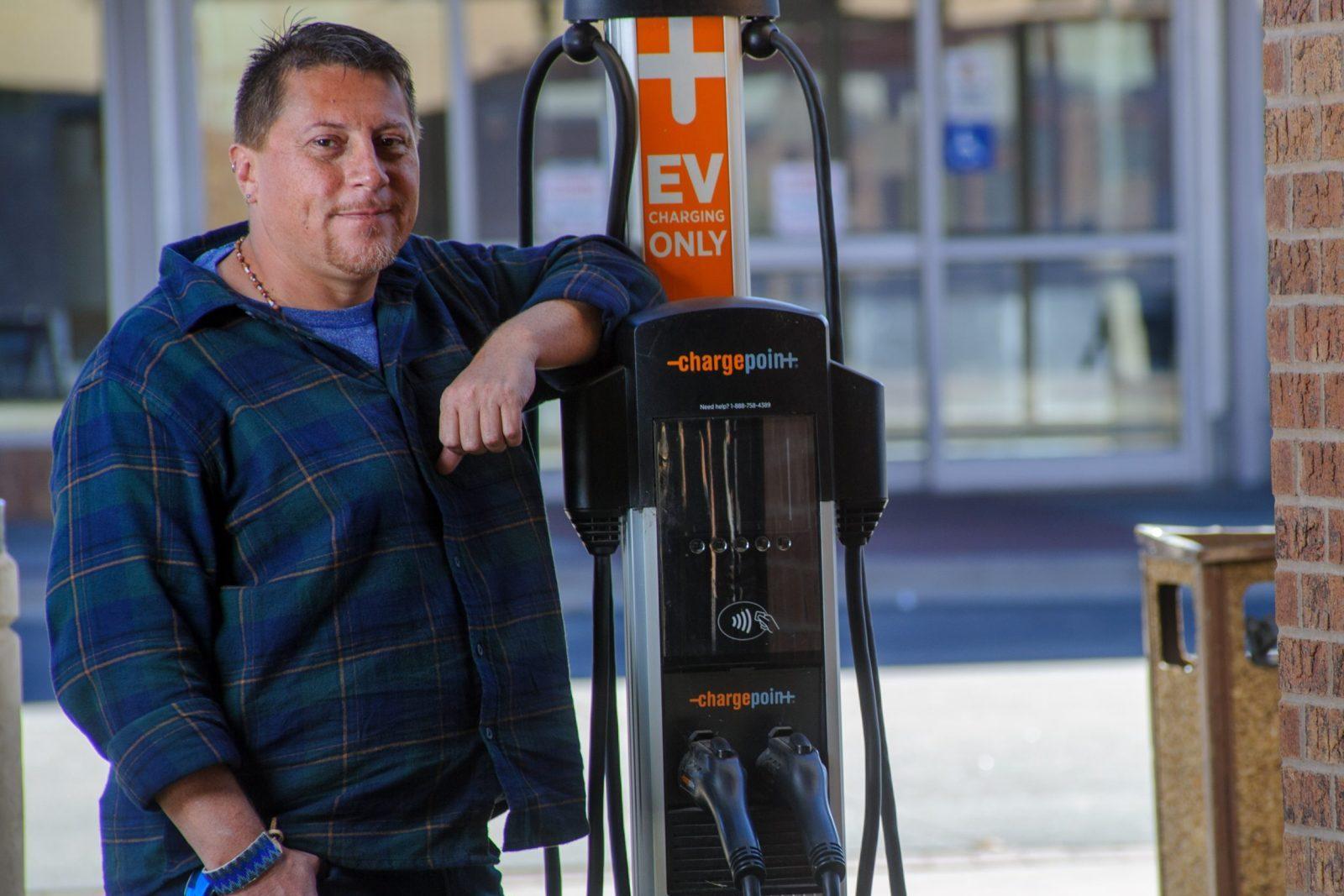 Black Hills Energy EVs vehicle electrification Pueblo activism